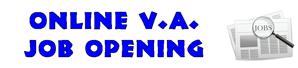 Find Online VA Job Opening